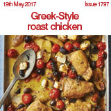 Greek Style Roast Chicken