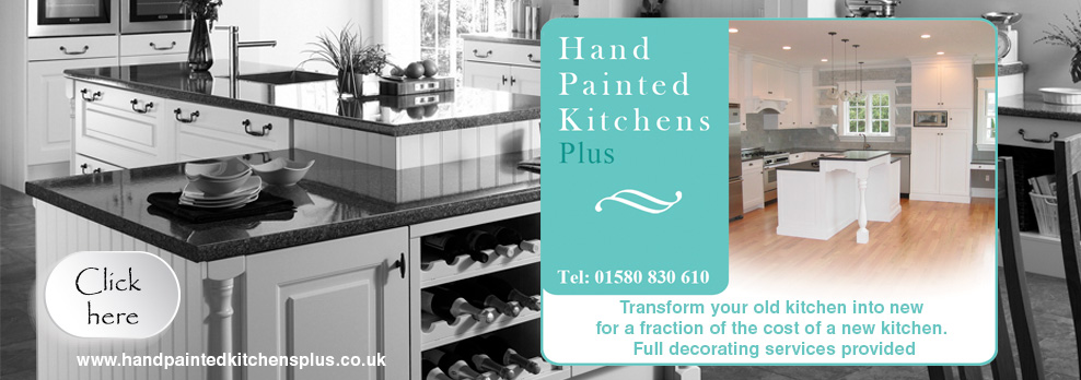 Wealden Group Hand Painted Kitchens
